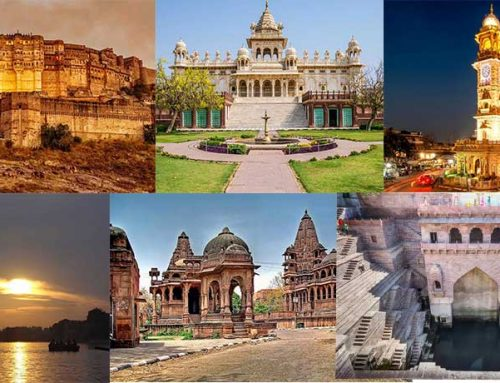 6 Places You Must Visit in Jodhpur